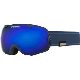 Spektrum G002 Goggles, spektrum blue/brown revo mirror blue